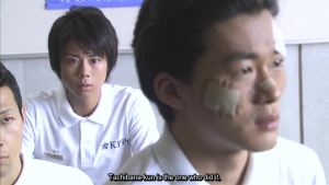 Suzuki Blames Tachibana 4