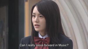 Mishima Confides in Kanae